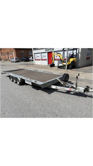 Autotrailer (3 aksler)