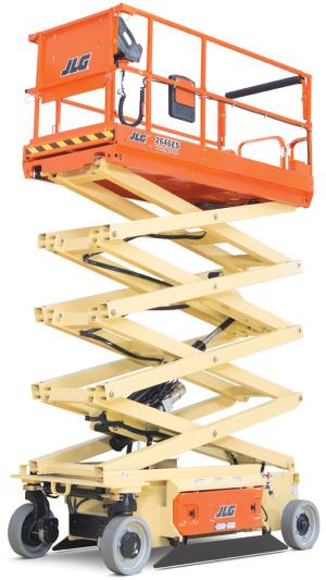 10M SAX lift Bred JLG