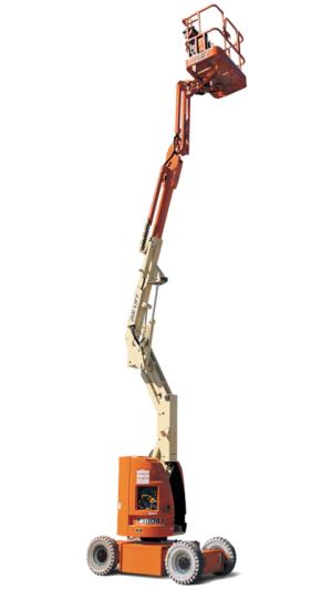12M Bomlift knæk arm