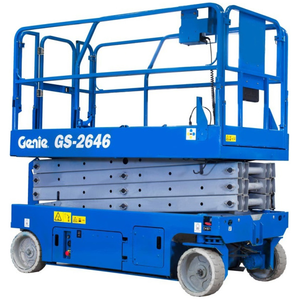 10M SAX lift Bred Genie